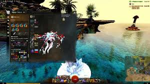 Guild Wars 2 New Blc Exclusive Branded Relic Glider And Backpack