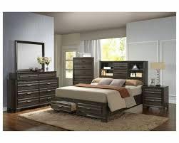 Storage Bed Frame Platform King, Queen, or Full Size Bedroom Set Furniture