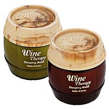 Buy <b>Wine Therapy Sleeping</b> Mask Online | Best Korean Beauty ...