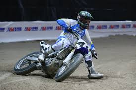 why you ll soon fall in love with flat track motorcycle racing maxim