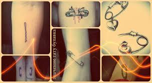 значение татуировки булавка смысл история и примеры на фото