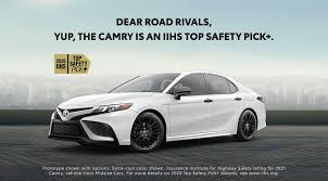 This is about $800 higher than insurance rates for less popular cars with lower theft rates. 2021 Toyota Camry Buyatoyota Com Buy A Toyota