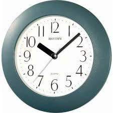 Японские <b>часы Rhythm</b> с тихим ходом