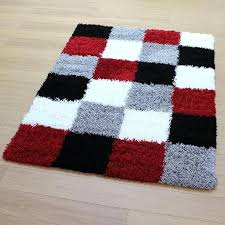 red black grey rug check red grey gy rug red black grey white rugs