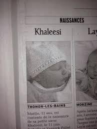 Birth Announcement In Newspaper No Spoilers Birth Announcements In French Newspaper So It Begins