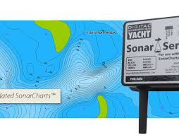 Sonar Chart Live Digital Yacht News
