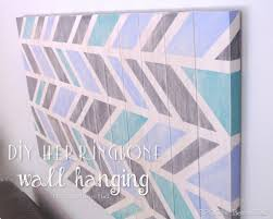 herringbone wood wall art art gallery