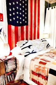 Patriotic Bedroom Decor Eclectic Bedroom Patriotic Bedroom Decorating Ideas
