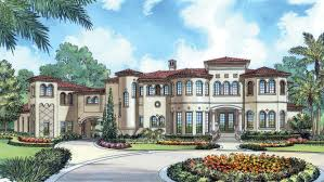 Mediterranean Homes Design Awe Plan 46065hc Hill Country Ranch With Private  Master Suite Home 4