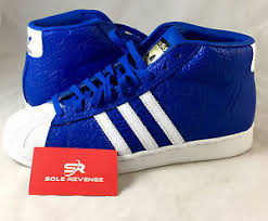 adidas shoes blue and white. image is loading new-adidas-originals-pro-model-animal-print-shoes- adidas shoes blue and white h