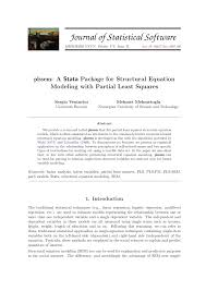 pdf plssem a stata package for structural equation modeling with partial least squares