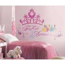 mv008et princess crown vinyl wall decal