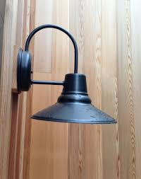 Barn Wall Sconces Add Finishing Touch To Modern Farmhouse Blog - Exterior barn lighting