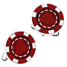 <b>Poker</b> Chip <b>Cufflinks</b> – LINK UP   <b>Cufflinks</b> and <b>Men's</b> Accessories