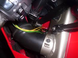mps auto air shifter installation how to kawiforums kawasaki i installed the horn auto override swapper very straight forward two green wires to the horn two yellow wire plug into the horn control circuit