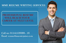 Professional Resume Writing Services MME is one top job placement consultants We are offering best 14