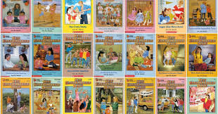 The Plot Of Every Original Baby Sitters Club Book Based On The