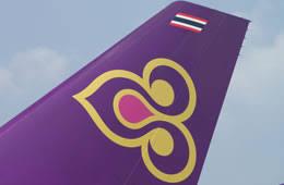 Royal Orchid Plus Thai Airways