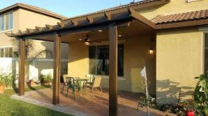 aluminum patio cover brown. Exellent Patio Are Aluminum Patio Covers Good  Awnings Weakness In Brown  10637 With Cover Seputarindonesacom