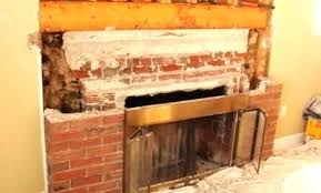 natural stone fireplace surround how to remove brick fireplace removing stone fireplace removing brick fireplace natural