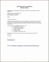 Employment Verification Letter For Visa New Employment Verification