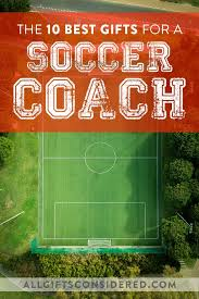 10 best soccer coach gifts