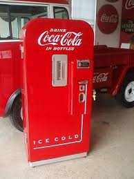 1950 Vendo 39 Coca Cola Vending Machine Magnificent 48 Vintage Vendo 48 Coca Cola Machine In Restored Great