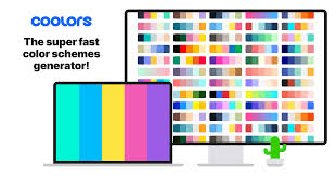 Coolors - The super fast <b>color</b> schemes generator!
