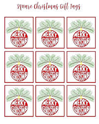 Christmas Tag Template Christmas Food Labels Printable Best Gift Tags Printable Ideas On