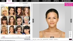 daily hairstyles for virtual hairstyle makeover try on your favorite celebrity hairstyle makeovermanual