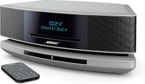 bose kitchen radio. bose® wave® soundtouch® wireless music system iv (platinum silver) at crutchfield.com bose kitchen radio