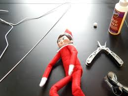 what you need to the elf on the shelf ran