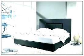 modern king bed frame. Plain Frame Low Profile King Size Bed Frame  Modern Beds To