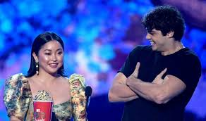 This never gets easier, i have to talk and say things. Lana Condor Noah Centineo Give Inspiring Speeches At Mtv Movie Tv Awards 2019 Video Top Indi News