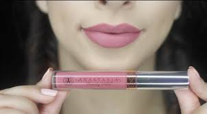 anastasia beverly hills matte lipstick dusty mauve. anastasia beverly hills liquid lipstick- dusty rose- best matte lipsticks lipstick dusty mauve m