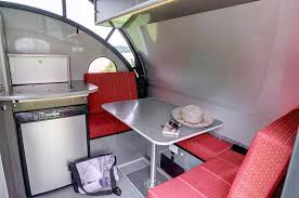 Travel trailers interior Rustic Key Features Ultralight Travel Trailer That Has An Exterior Height Of 835 Inches So It Fits In Garage Aluminum Roof Pops Up Lance Camper The Best Camper Trailers To Buy Right Now Curbed