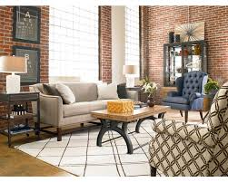 Thomasville Living Room Furniture Corbett Wing Chair Living Room Furniture Thomasville Furniture