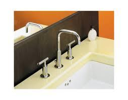 Faucet.com | K-14406-4-BGD in Vibrant Moderne Brushed Gold by Kohler