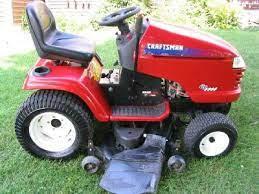 2004 craftsman gt5000 lawn tractor
