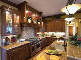 Dark Mahogany Kitchen Cabinets Stylish Remodeling Kitchen Ideas Dark Mahogany Wood Kitchen Island
