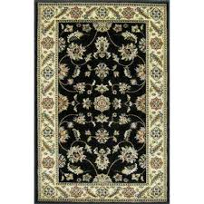 kazmir black 3 ft x 4 ft area rug