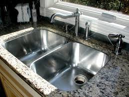 image of corner kitchen sink stainless