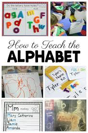 How To Teach The Alphabet Without Letter Of The Week