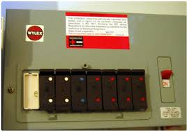ces electrical contractors protective devices bedford wylex bs3036 fuseboard