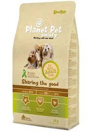 <b>Planet Pet</b> Society Mini <b>Adult</b> Chicken & Rice 2 kg Dry dog food