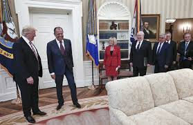 oval office resolute desk. They\u0027re There, You Can See The Flags Of Navy, Air Force, And Coast Guard Adding Gravitas Oval Office Resolute Desk |