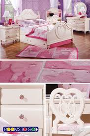 Pink And White Bedroom Furniture 17 Best Images About Disney Princess On Pinterest Twin White