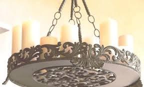 outdoor flameless candle chandelier garden uk diy ideas of decorating splendid non electric c