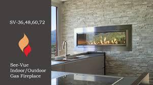 woodbridge outdoor gas fireplaces