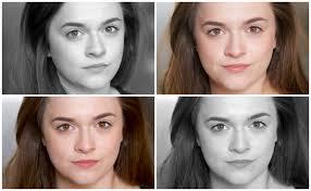 headshot make up tutorial